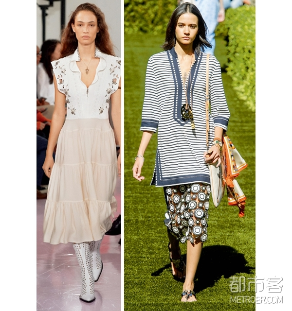 Cholé、Tory Burch