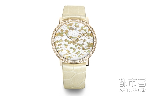 Piaget Sunlight Escape系列Golden Dunes主题腕表