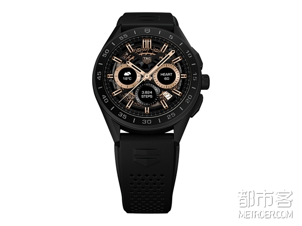 TAG Heuer泰格豪雅 Connected智能腕表